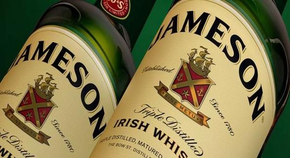 Irish Whiskey has surged in popularity in recent years. Photo courtesy Jameson Irish Whiskey.