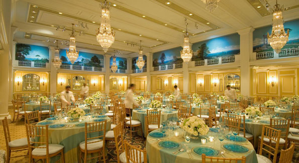 The Willard's ballroom (Courtesy photo)