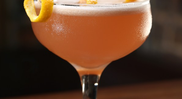 This Bourbon-based cocktail uses the regular and spiced versions of Wild Turkey. Courtesy photo.