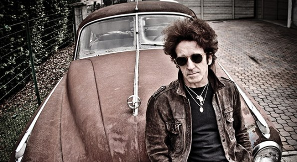 Willie Nile and his band play Jammin Java Saturday June 6th (photo courtesy Willie Nile)