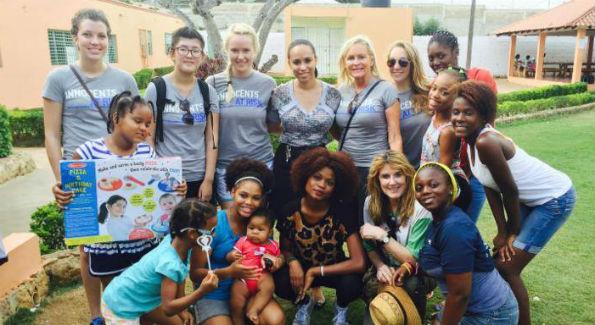 Innocents at Risk group photo (Photo courtesy of Deborah Sigmund)
