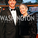 Photo by Tony Powell. Adam and Susan Clampitt. Arena Stage Opening Gala Celebration. Mead Center. October 25, 2010
