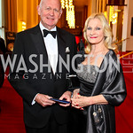Michael and Susan Pillsbury. Kennedy Center Spring Gala. Photo by Tony Powell. April 3, 2011