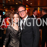 Amy Argetsinger, Matt Dornic. CNN Congressional Correspondent's Dinner After Party. Photo by Tony Powell. Lincoln. March 30, 2011