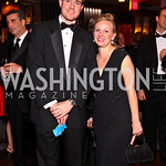 Will Tabler, Sara Devine. CNN Congressional Correspondent's Dinner After Party. Photo by Tony Powell. Lincoln. March 30, 2011