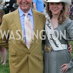 Chairman WIll Allison & Miss Rodeo Virginia Dakota Monroa