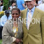 Dianne Reynolds-Cane & Chairman Will Allison