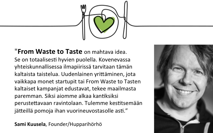 Sami Kuusela_suositus_From Waste to Taste