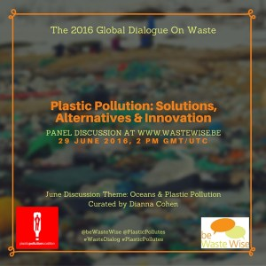 Plastic Pollution: Solutions, Alternatives and Innovation | Live Broadcast @ Live Online Broadcast