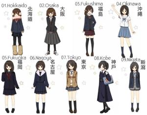Japanese Uniform