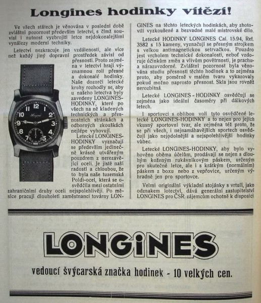 Longines CAF