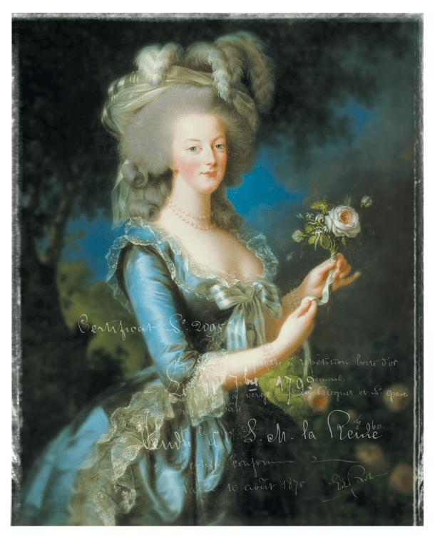 BREGUET Maria-Antonieta,-Reina-de-Francia