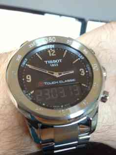 Tissot T-Touch Classic