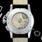 Hamilton Jazzmaster Auto H21 Movement
