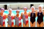 London 2012 : USA Women's Senior National Water Polo Team