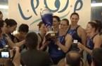 Vidéo LPWP : Finale retour de Pro A féminine – Lille UC / Olympic Nice Natation (16 – 7)