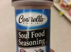 Centrella - Soul Food Seasoning