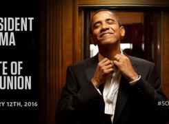 Pres Barack Obama SOTU