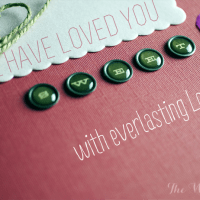 Knowing You Are Loved