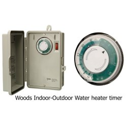 Small Crop Of Water Heater Timer