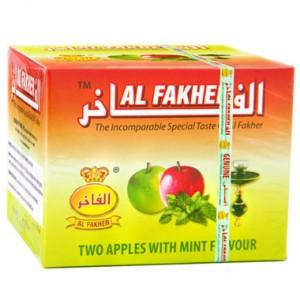 Al-Fakher-Two-Apples-Mint-L