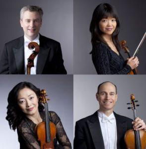 The Lincoln String Quartet