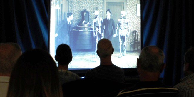 """""""Hearing"""" silent films at the heart of $10,000 Fine Arts grant to create live music for movie classics"""