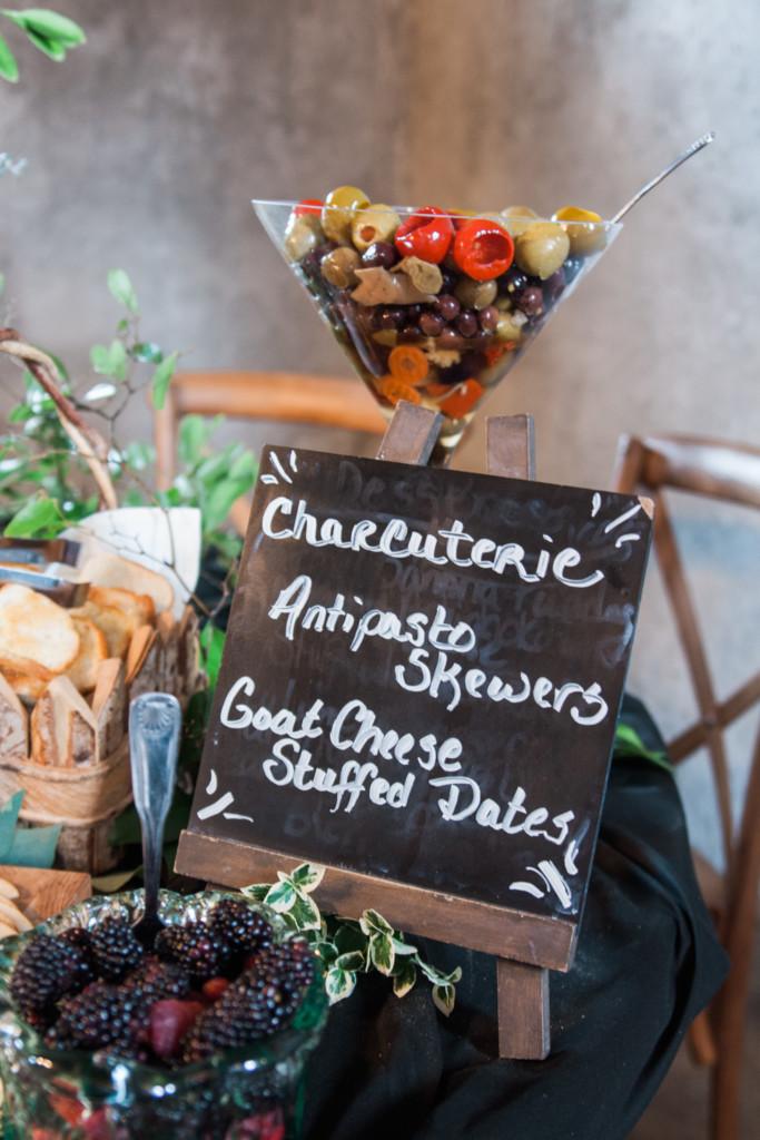 Overlook Barn NC Wedding Venue - Catering