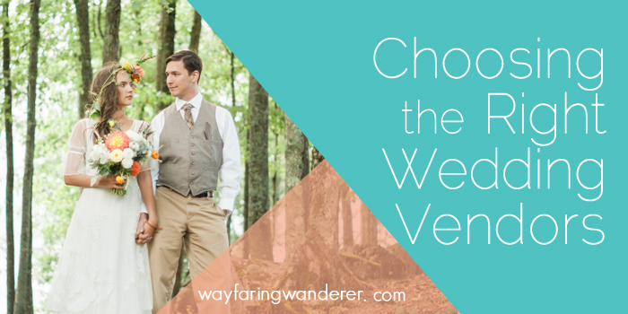 Choosing The Right Wedding Vendors