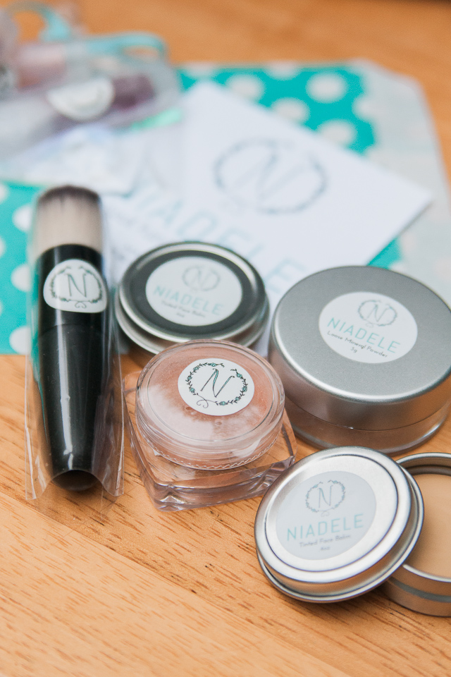 Niadele Natural Makeup