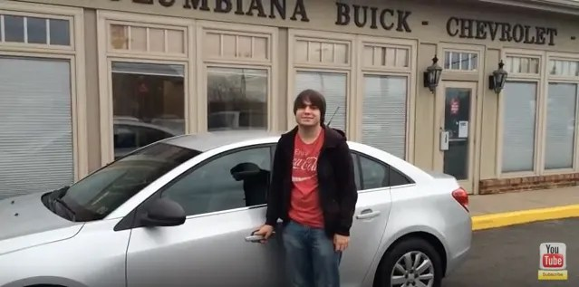 2011 Chevrolet Cruze for Corey