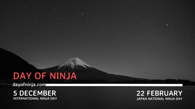 Day Of Ninja 2015