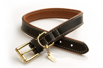 Giveaway: Leather collar from Euro Dog Designs (4/5)