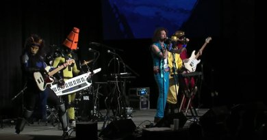 Check it out! Everybody Wants To Rule The World – NSP+TWRP LIVE (SXSW 2016)