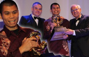 WBA Champion Chris John 2012 Dinner