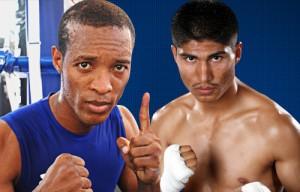 WBA CALLS PURSE BID / CABALLERO - GARCÍA