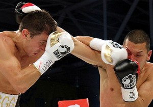 Golovkin destroys Fuchigami