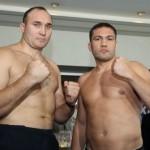 Weight in Pulev vs Ustinov