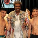 2 WBA title bouts tonight in Las Vegas