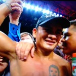Maidana wins firefight with Lopez by sixth round TKO- Lara survives two knockdowns to stop Angulo