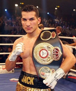 Jack Culcay WBA Intercontinental Champion