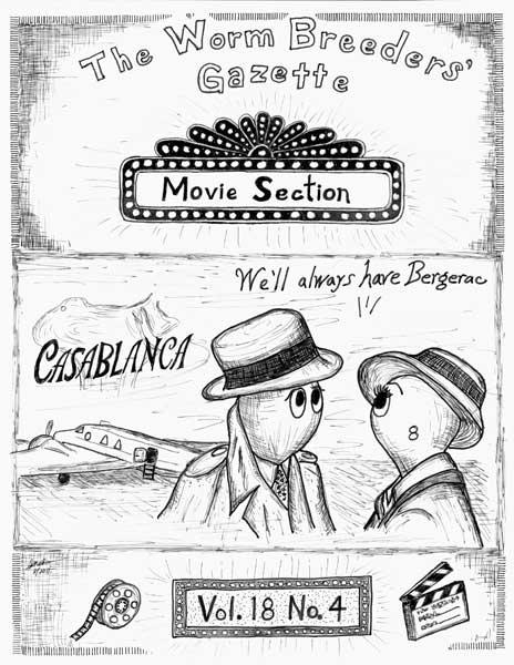 Casablanca By Greg Nelson Worm Breeder's Gazette Volume 18, Number 4 August 2011