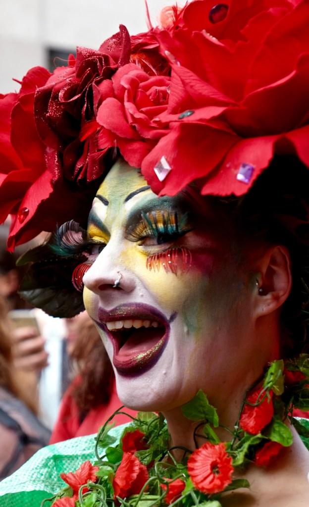 Rose of London at Pride
