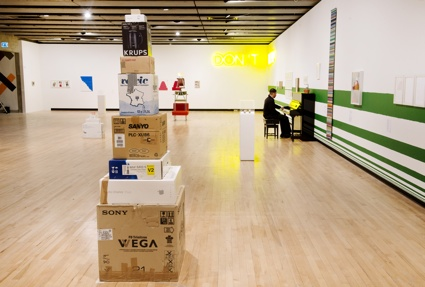 0Installation view, Work No. 916, 2008, Martin Creed What's the point of it, Hayward Gallery. © the artist. Photo Linda Nylind  (5).jpg