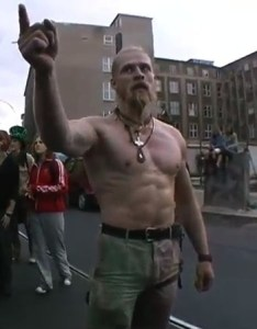The Technoviking documentary. Or what happens when your internet Meme gets angry
