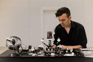 Interview with Moritz Simon Geist / Sonic Robots