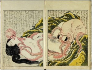 Shunga: sex and pleasure in Japanese art