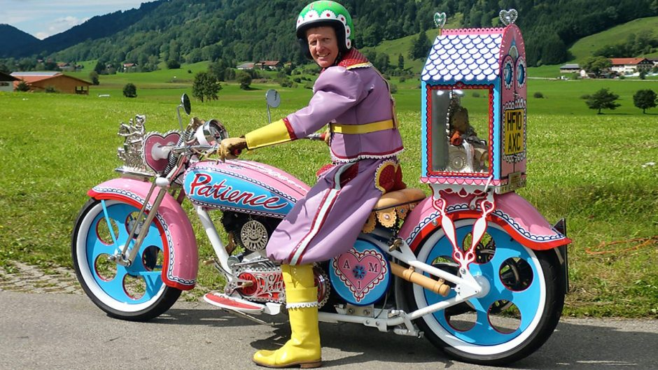 Grayson Perry. Flying penises, rude vases and teddy bears