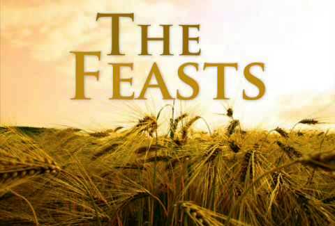 feasts of the LORD (Yehovah)