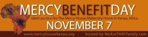 2nd Mercy House Benefit Day